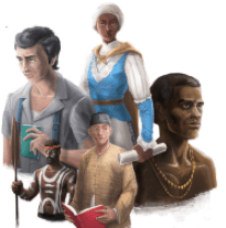 History Adventures World of Characters App