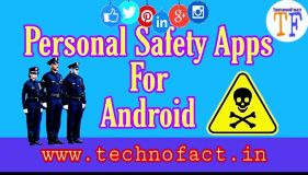 personal safety Apps for android