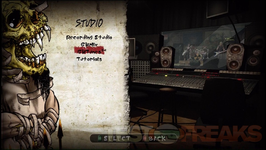 Guitar Hero Metallica Xbox360 Bang Your Head Technogog