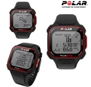 Montre cardio Multisport Polar rc3 gps