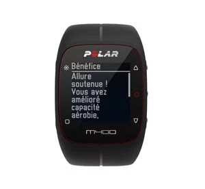 montre polar gps m400