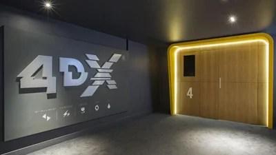 salles 4DX