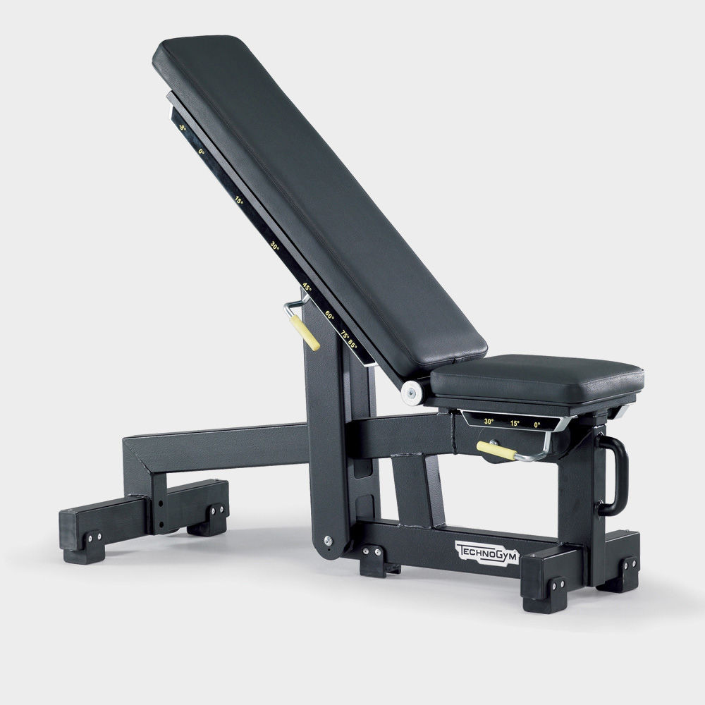 Pure Strength Adjustable Bench Banc De Musculation