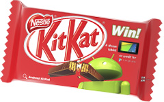 Android KitKat wrapper