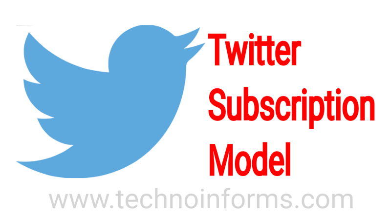 Twitter will bring subscription model