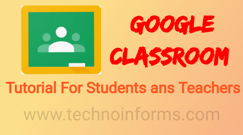 How to Use Google Classroom