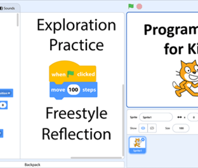 Coding Lessons For Scratch  Technokids Blog