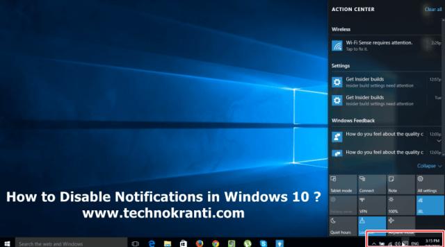 Disable windows 10 notifications gpo   Disabling Windows 10