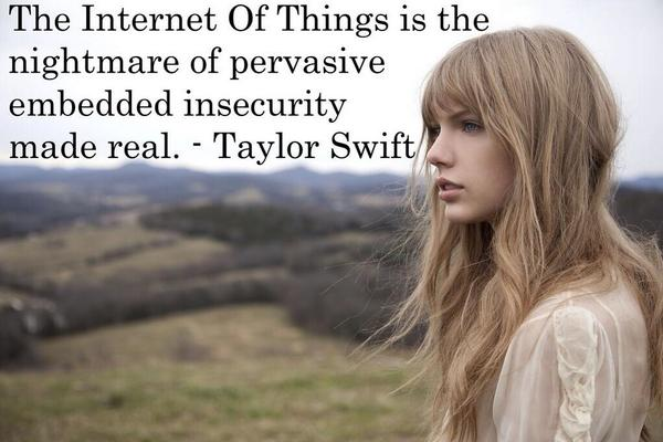 The wisdom of @SwiftOnSecurity