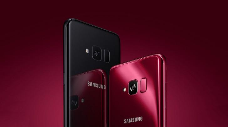 gsmarena 006 - سامسونج تكشف الستار على الجوال الذكي الجديد  Galaxy S Light Luxury