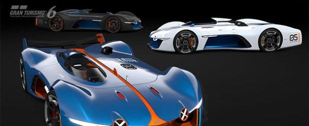 Gran Turismo6'ya üç yeni araba geliyor