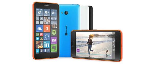 Microsoft Lumia 640 ve Lumia 640 XL tanıtıldı