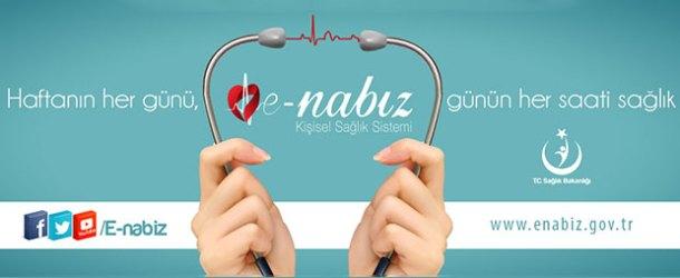 E-Nabız ile artık doktorlar bir 'tık' uzakta