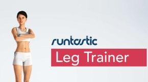 Runtastic'ten yeni egzersiz uygulaması: Leg Trainer