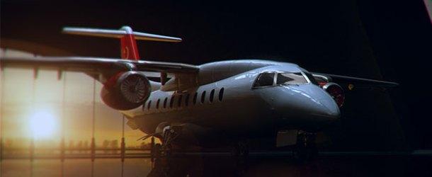 Yerli yolcu uçağı için sözleşme imzalandı