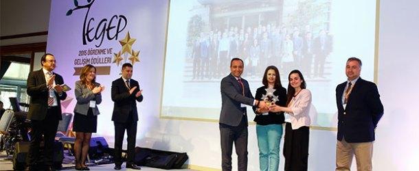 Türk Telekom'un Network Uzmanlığı Sertifika Programı'na ödül