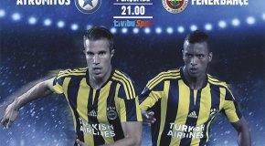 Fenerbahçe-Atromitos maçı Tivibu'dan şifresiz