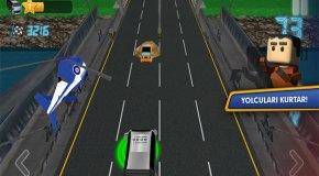 Metrobüs oyunu artık iOS cihazlarda