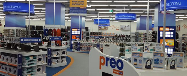 TeknoSA İstanbul'da 60 mağazaya ulaştı