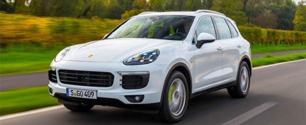 Çevreye zararlı Porsche Cayenne ABD'de satılmayacak
