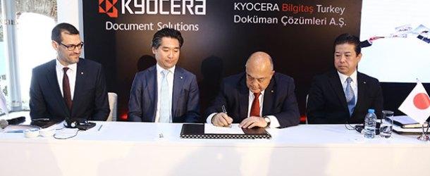 Japon Kyocera'dan Türkiye'ye önemli yatırım