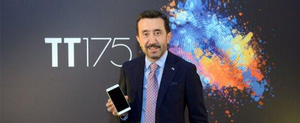 Türk Telekom markalı ilk akıllı telefon: TT175