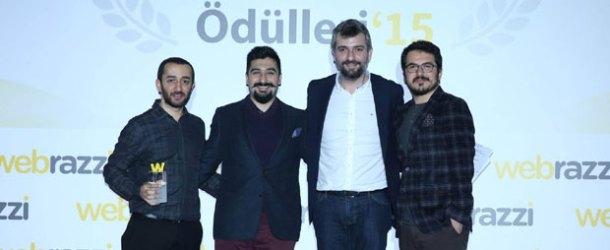 'Yılın Dijital Ajansı Ödülü' Akıl Fikir İşleri'nin