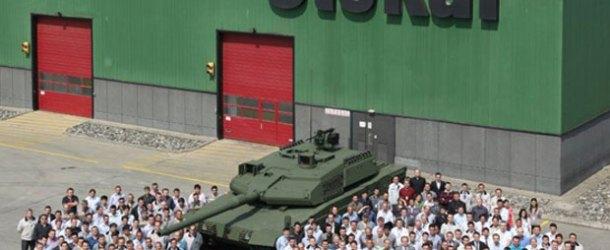 Otokar, ALTAY tankı üretimi için son teklifini verdi