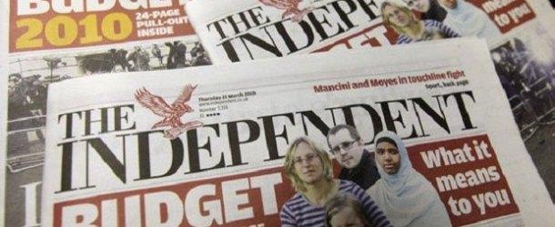 İngiliz gazetesi Independent kâğıda veda ediyor