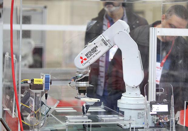 MitsubishiElectric-robot