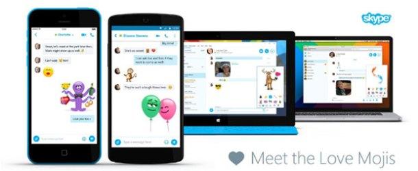 Skype'tan Paul McCartney ortaklığıyla yeni emojiler