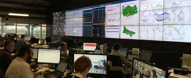 Turkcell'den Afet Durumu Şebeke Yönetimi teknolojisi