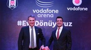 Vodafone Arena'daki ilk maç 11 Nisan'da