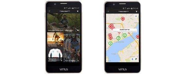Vestel'den 'Bisikletim VBen' uygulaması
