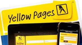 Teknosa'nın dijital haritalar ajansı Yellow Pages