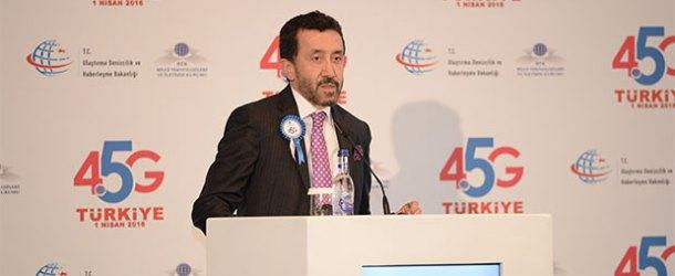 Erkan Akdemir: 4.5G ile teknolojileri millileştiriyoruz