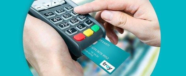 Visa ve Mastercard'a yerli rakip TROY