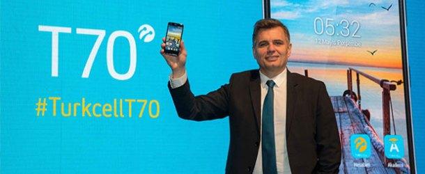 4.5G uyumlu Turkcell T70 ve Turkcell Tablet tanıtıldı