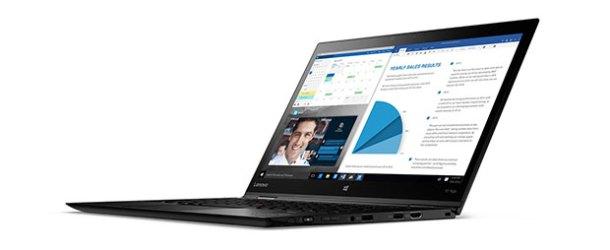 Dünyanın en hafif 'ultrabook'u: Lenovo ThinkPad X1 Yoga