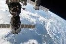 İnsansız kargo gemisi uzay istasyonuna kenetlendi