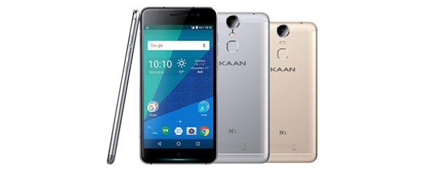 BAŞARI, KAAN N1 ile akıllı telefon pazarında