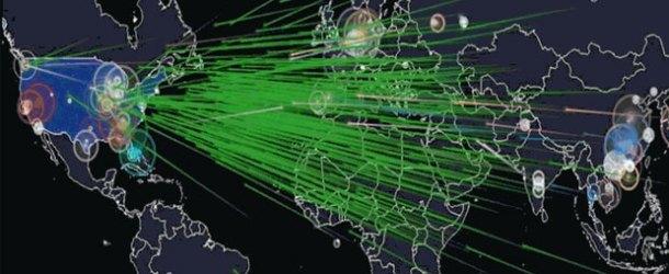 DDoS şirketlere saldırının paravanı