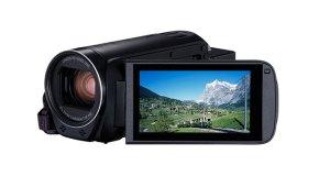 Canon'dan 57 kez zum yapan aile kamerası