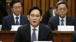 Samsung'un müstakbel başkanına tutuklama kararı