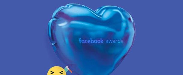 Facebook Awards için başvurular başladı