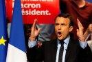 Rus korsanlar Emmanuel Macron'u hedef aldı