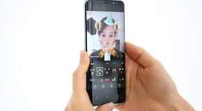 Samsung Galaxy S8 'selfie'de sınırları kaldırıyor