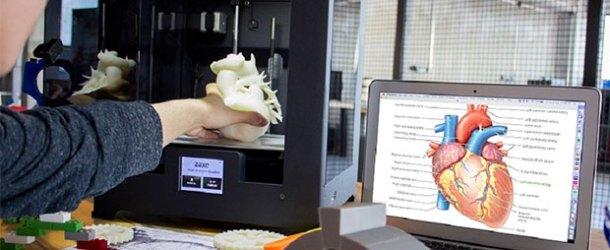 Zaxe, okulları 3D yazıcı ile tanıştırdı