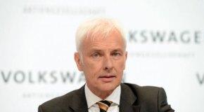 VW CEO'suna manipülasyon soruşturması