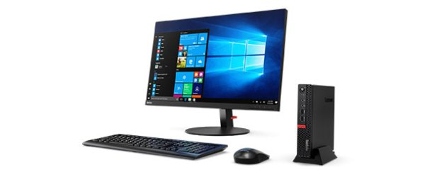 Lenovo'dan yeni ThinkStation P320 Tiny